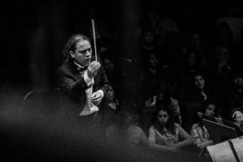 2015, Guanuajuato Symphony Orchestra. Teatro de la Ciudad, Gto., Mexico. Photo, Beto Gutierrez