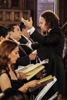 2015. Stabat Mater Dvorak. Gabriela Herrera, Nieves Navarro, Carlos Galvan, Octavio Perez, Photo, Ramon Merino