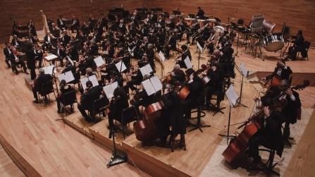 2016, Xalapa Symphony Orchestra. 11 symphonic miniatures by 11 living mexican composers. Sala Tlaqna. Xalapa, Veracruz, Mexico. Photo, Luis Fernando Soni