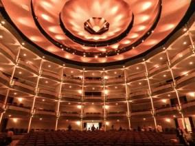 2014, About starting. OPERA CARMEN, Teatro Obrero, Zamora, Mich., Mexico