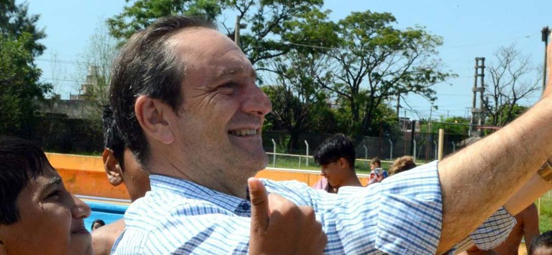 """MIGUEL SAREDI DE NUEVA DIRIGENCIA: """"FELICES 107 AÑOS A NUESTRA QUERIDA CIUDAD DE ISIDRO CASANOVA»"""