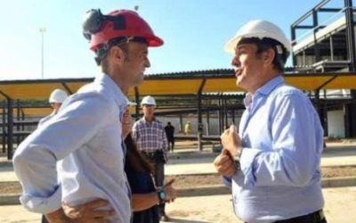 """MIGUEL SAREDI DE NUEVA DIRIGENCIA: """"ÉSTA OBRA BENEFICIA A MUCHOS MUNICIPIOS DE LA PROVINCIA DE BUENOS AIRES"""""""