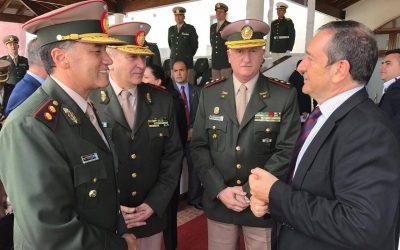 Miguel Saredi: «Necesitamos Gendarmería en La Matanza»