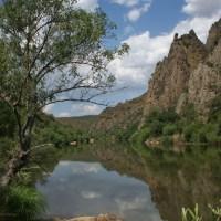 Ruta a las Hoces del Río Guadiana. Siberia de Extremadura