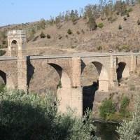 Puente Romano de Alcántara. El Puente de la Espada