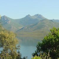Piscinas Naturales en Cañamero. Baños en el Geoparque Villuercas Ibores Jara. Extremadura