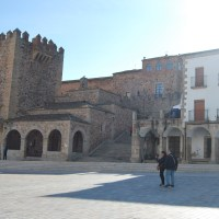 RUTA CASCO ANTIGUO CACERES