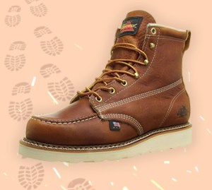 Thorogood - Non-Safety Toe Boot
