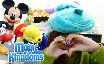 影音|迪士尼夢幻王國超好玩又超療癒!Disney Magic Kingdoms