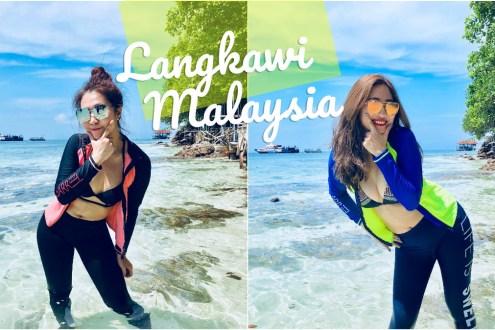 蘭卡威影音遊記》馬來西亞人的週末度假小島 順帶去泰國小馬爾地夫麗貝島也超近
