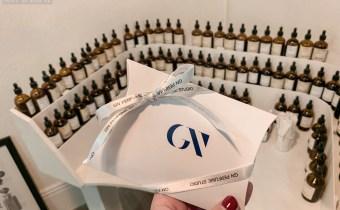 首爾》韓國首家GN香水工作室 自製香水體驗 意外做了新天地教心理測驗?