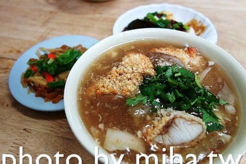 台北》到三峽老街必吃美食:用新鮮魚塊炸的土魠魚羹麵 (便宜好吃)