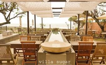 台北》淺水灣餐廳,遠離市區像度假:淺水灣Villa Sugar巴里島風情咖啡館