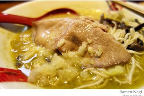 台北》東區最好吃拉麵推薦:凪 Ramen Nagi ,每天都有限定的創意拉麵!(頂好名店城後)