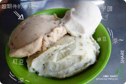 桃園》中壢益新冰菓室:比榕樹下綿綿冰還要古早的正宗阿公級綿綿冰