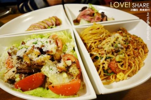 台北》聚餐餐廳吃義燉飯:深夜裡的法國手工甜點&超特別蘋果杏仁燉飯