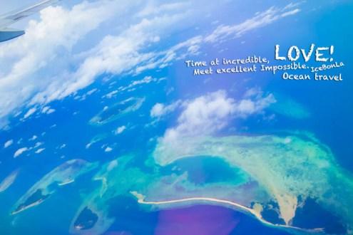 長灘島》難得遇到超強颱風襲擊難忘長灘島登島落難記
