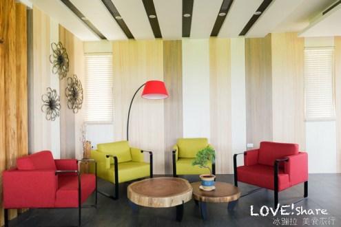 宜蘭》七里香民宿 每間都有大湯池和陽台 簡約舒適交通方便充滿設計感