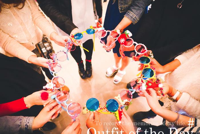 義米花,Imihwa,spangled,手做墨鏡,手做禮物,姊妹聚會