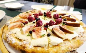 台北》松江南京私房美食 超猛窯烤披薩 義大利米蘭 #影音