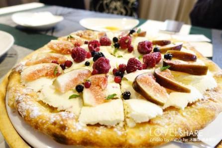 台北 ▌松江南京私房美食 超猛窯烤披薩 義大利米蘭 #影音