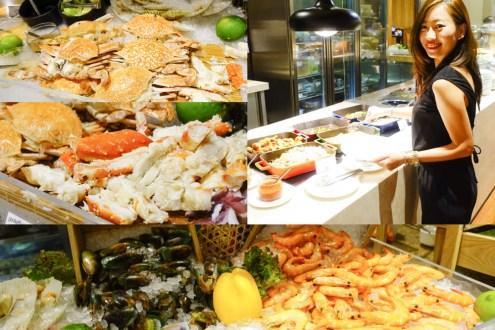 台北》美福飯店彩匯自助餐廳palette 食材精緻新鮮好吃 貴的有價值