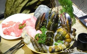 台北》內湖團緣鍋物 超值的活海鮮鍋跟松坂豬都好好吃 大推三人海陸套餐