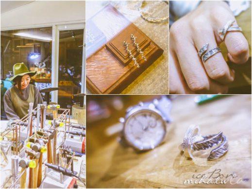 台北 ▌情侶對戒婚戒自己做 動手做銀飾好玩又獨一無二 2訪草山金工天母店