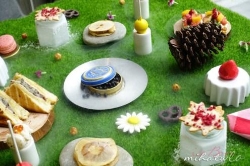 影音 Yellow Lemon奇幻甜點野餐! 好看又好吃我心中第一名的下午茶