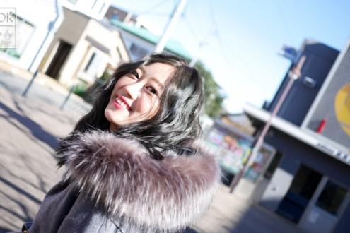 台北染髮只能找KOMM西華店Cherry!超級美人人愛的霧面藍綠挑染 史上動作最快設計師