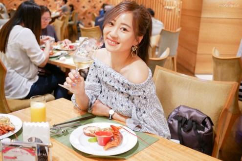 台北》大倉久和大飯店歐風館Buffet吃到飽 週年慶紅白酒喝到飽還有新鮮波士頓龍蝦