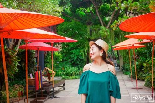 曼谷》泰絲博物館Jim Thompson House泰國傳統風俗建築巡禮 裡頭泰菜餐廳也非常好吃