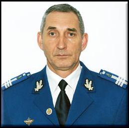 Adjunctul şefului Jandarmeriei, Colonelul VASILICĂ Ovidiu