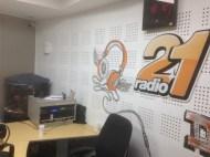 In studio la Radio 21