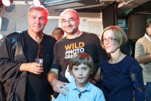Concert Holograf în Garajul Europa FM