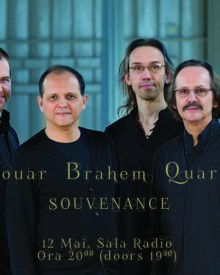 Anouar Brahem Quartet prezentat în România de Jazz Night Out