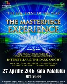 Masterpiece Experience, un fantastic amestec între muzică clasică și tehnologie