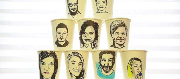 Cappuccino Story - Loredana, Vocea României