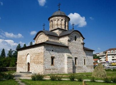Sf. Nicolae Domnesc - vedere sud vest