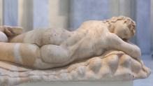 Sleeping Maenad