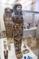 Egyptian sarcophagi