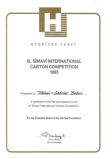 1993 - SIMAVI International - Turkey