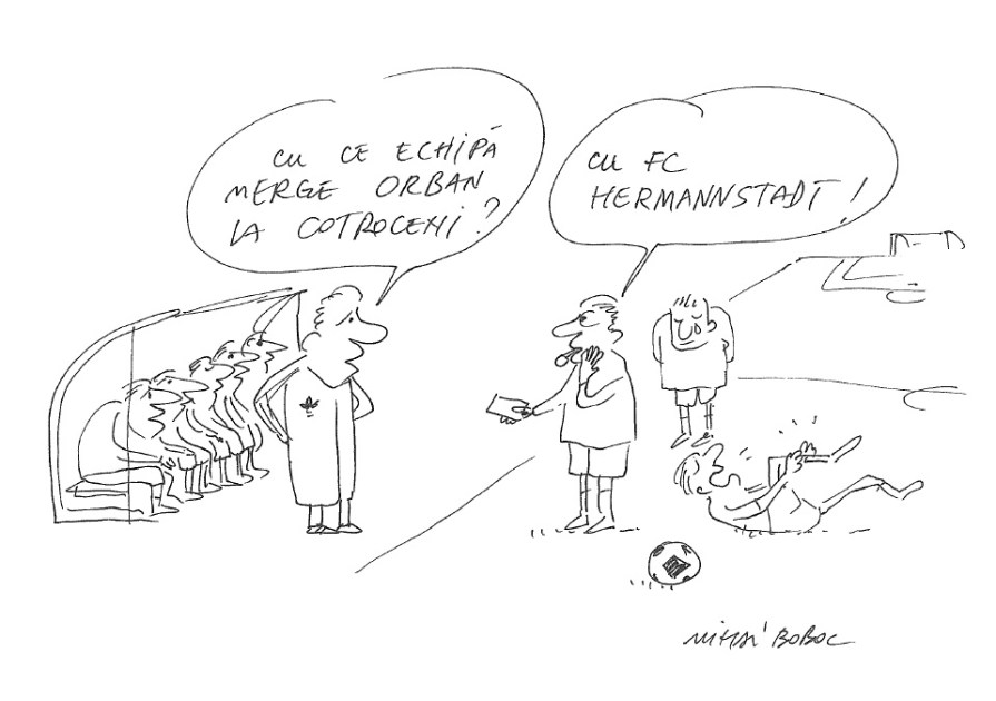 Orban la Cotroceni 1