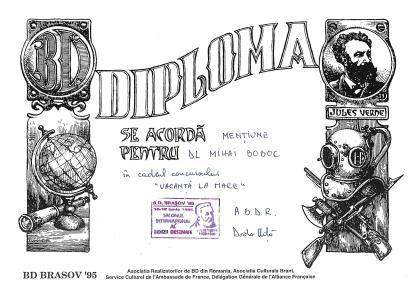 Iunie BD Brasov 95 - Romania