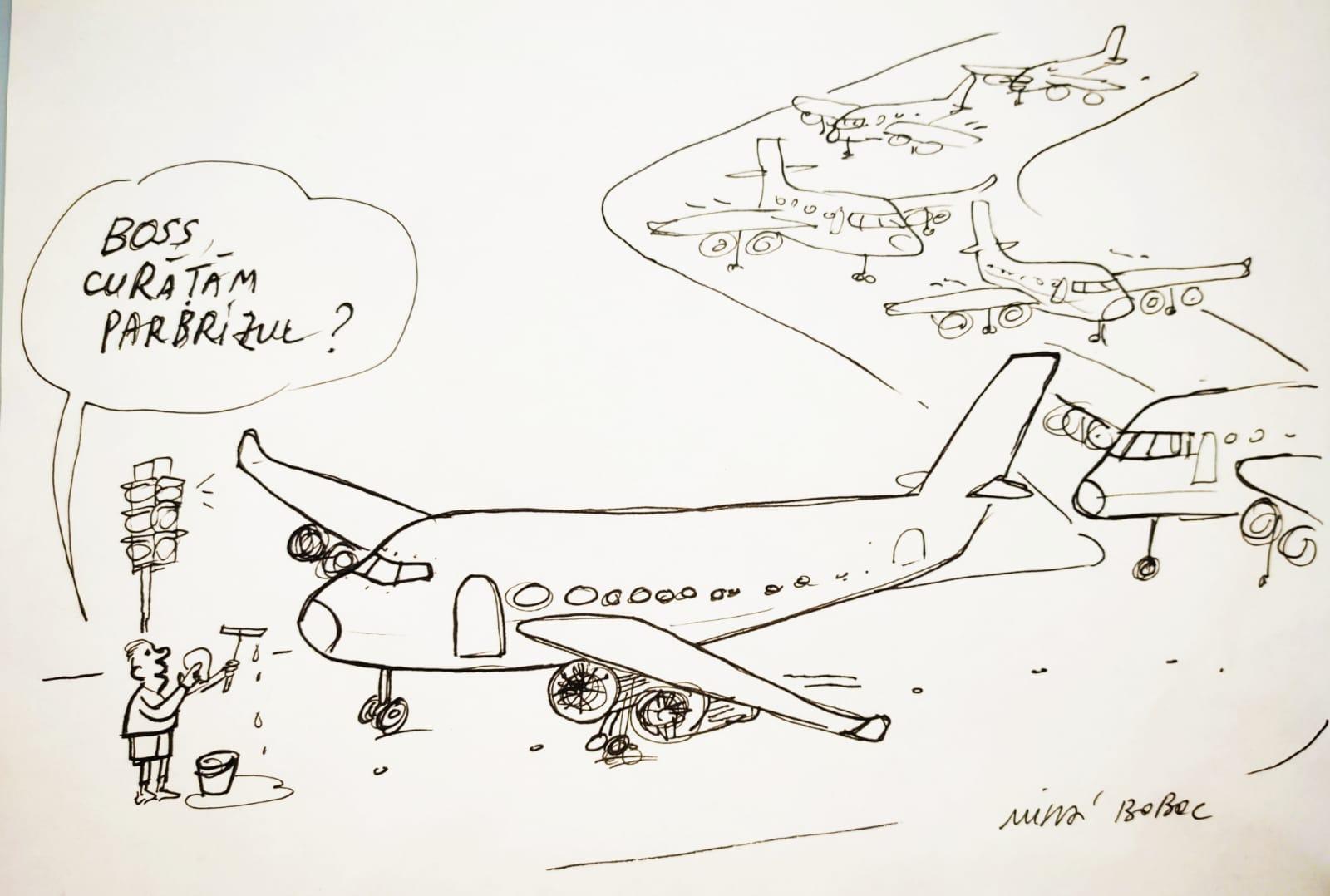 Românul și avionul 1
