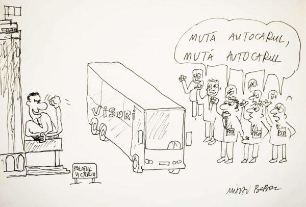 Mută autocarul, mută autocarul !!! 1