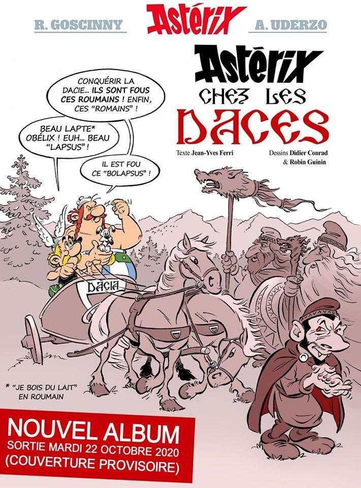 Asterix și Dacii 1