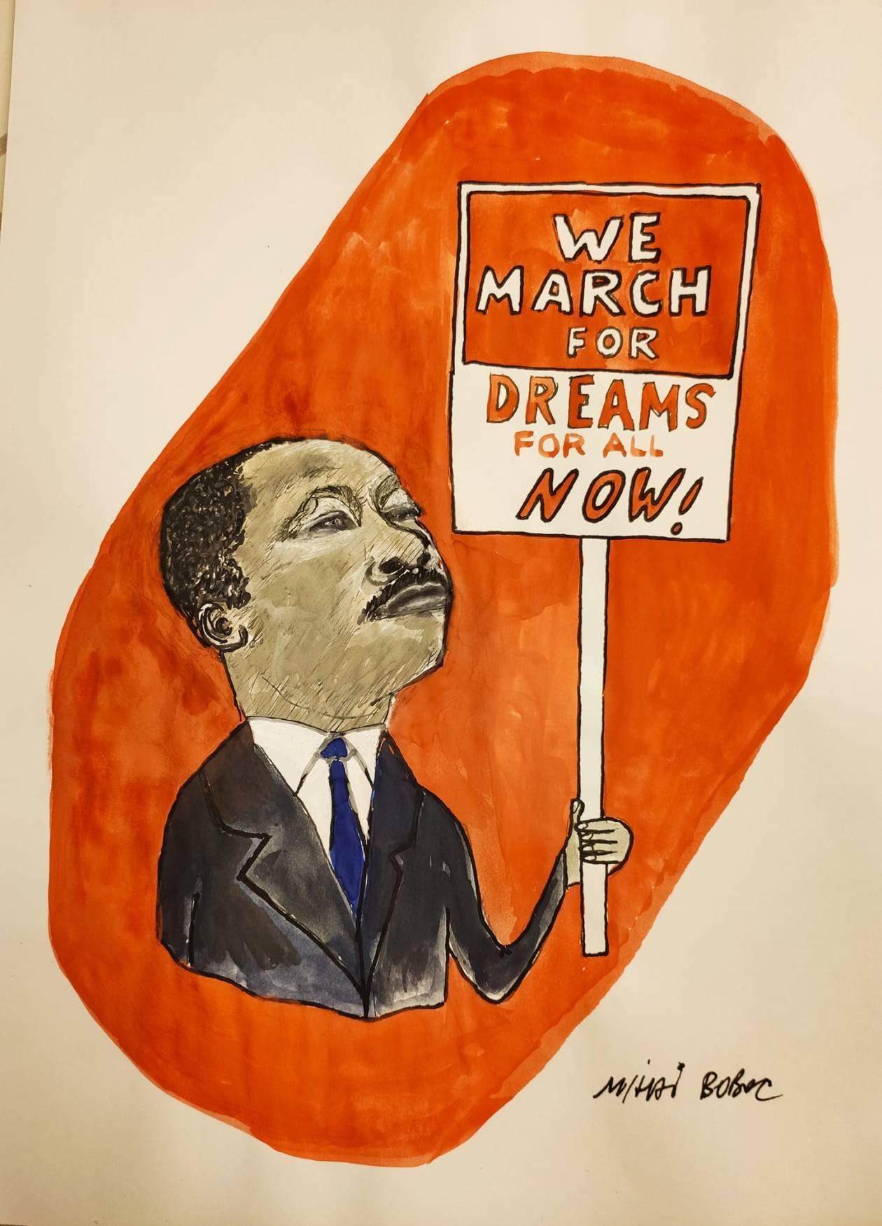 Discursul lui Martin Luther King de astazi, 20 ianuarie 2021 1