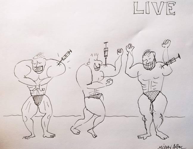 Să ne arătăm mușchii 7