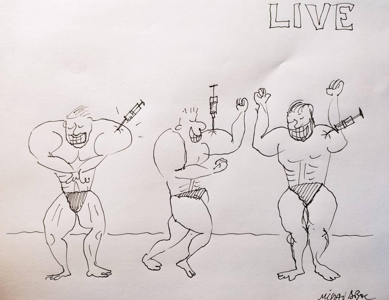 Să ne arătăm mușchii 1